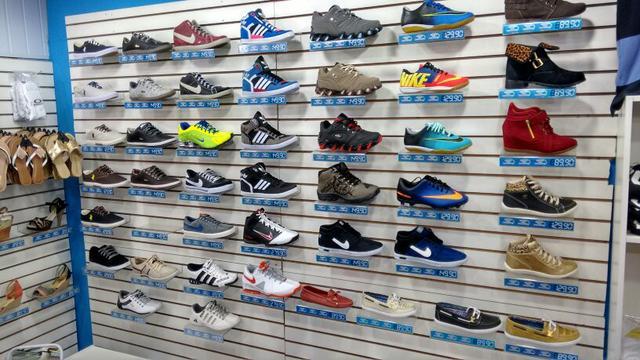 65d2a67a3 Loja de calçados e roupas no centro de Juiz de Fora MG - ViverJF