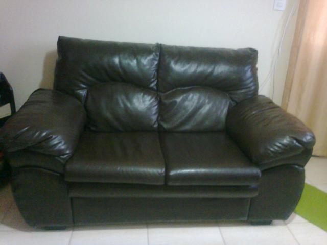 Jogo de sofá 2 e 3 lugares usado para venda. Juiz de Fora ...